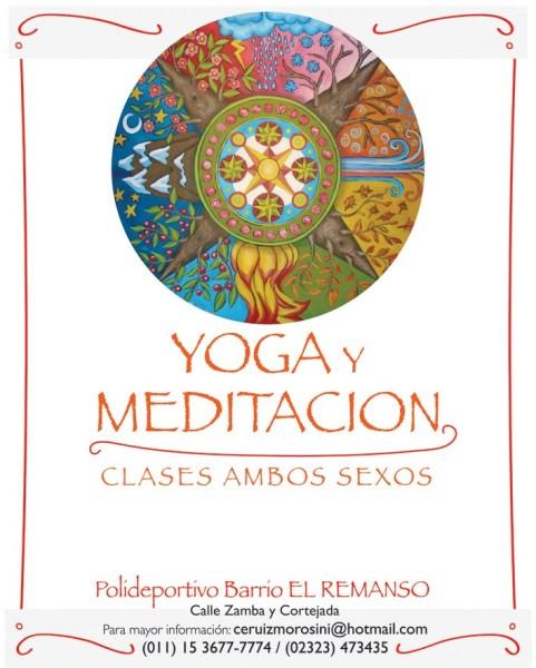 yoga y medit baja